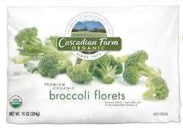 cascadian farms vegetables