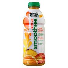 Florida's Natural Citrus Smoothies