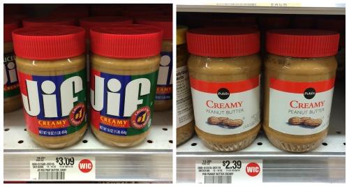 publix peanut butter