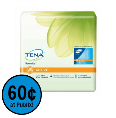 tena coupon publix