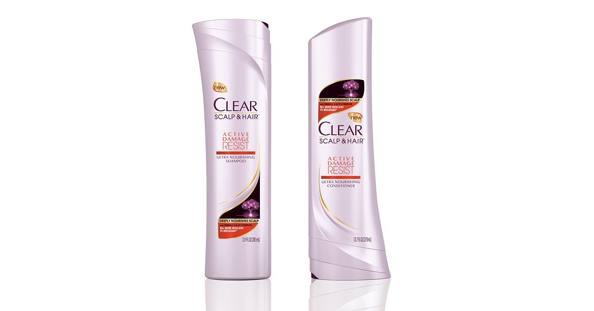 Clear-Active-Damage-Resist-Ultra-Nourishing-Shampoo-Conditioner