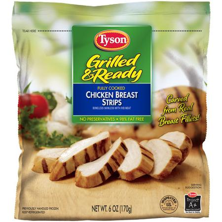 tyson grilled & ready