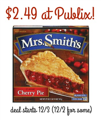 mrs. smith's publix
