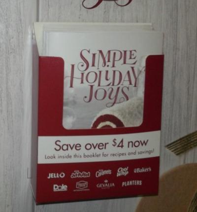 simple holiday joys