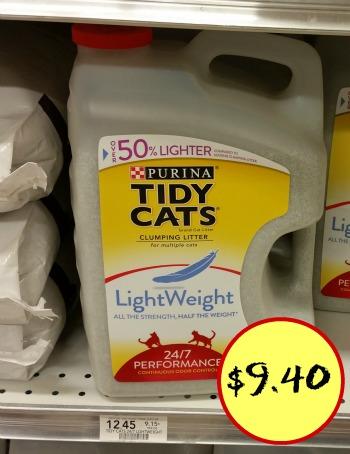 tidy cats
