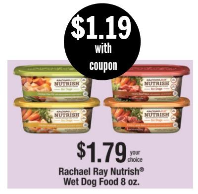 Publix Rachael Ray Dog Food
