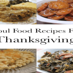 soul food recipes for Thanksgiving 2