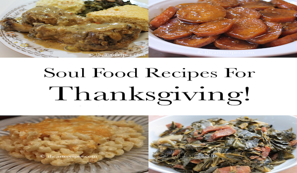 Soul Food Recipes for Thanksgiving