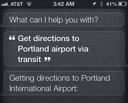 siri-google-maps  How to get the directions in Google Maps with Siri without jailbreak siri google maps