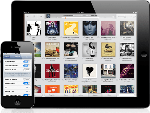 itunes music  Apple ' iRadio' streaming service to launch in 2013 itunes music e1354708397977