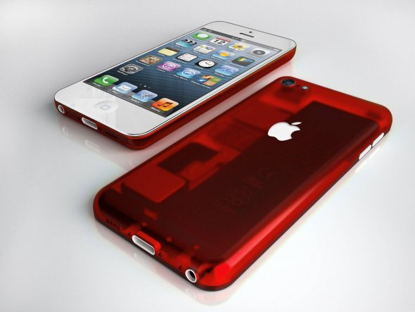 Budget-iPhone  Suppliers have confirmed the release of the budget iPhone Budget iPhone Nickolay Lamm and Matteo Gianni concept 004