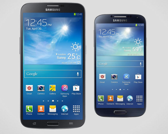 Galaxy-S4-Mega-2  Samsung is preparing Galaxy S4 Mega release? Galaxy S4 Mega 2