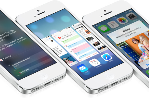 Apple iOS 7  Apple iOS 7 design to presumably exchange prior to the ultimate model design functional gallery2