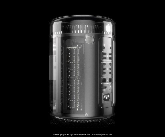 Mac-Pro-glass-concept-6  New Mac Pro concept with glass body Mac Pro glass concept 6
