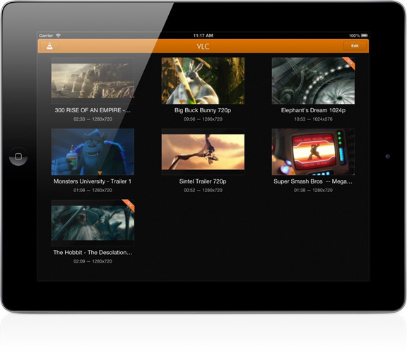 VLC-2  VLC App for iPhone and iPad is back to the App Store VLC 2