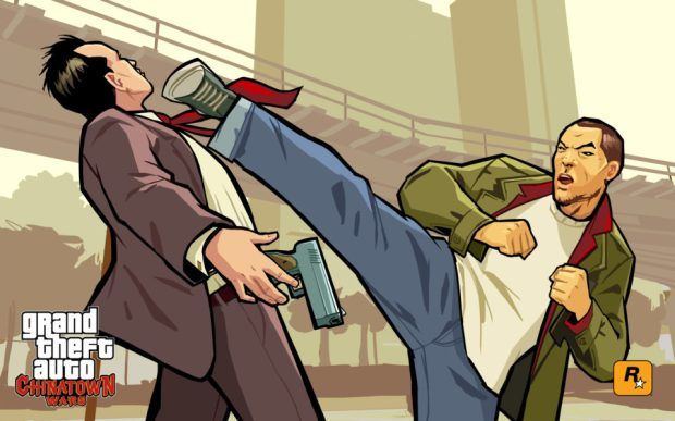 Grand Theft Auto: Chinatown  Grand Theft Auto: Chinatown Wars is again within the App Retailer 0024