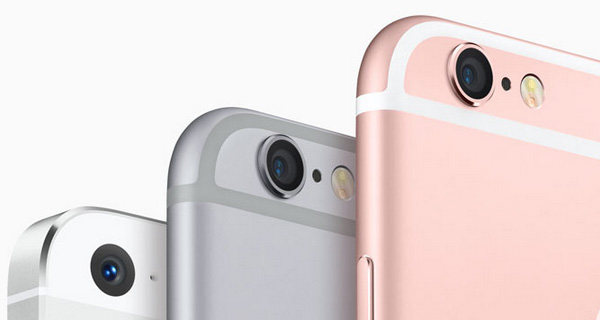 iPhone 6s Camera Comparison To Previous Generation iPhone