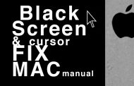 How to fix black screen booting on your Mac