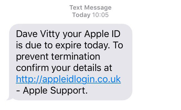text-message-scam