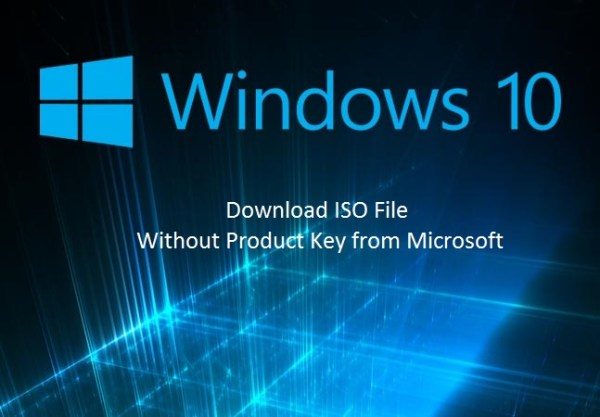 Download Windows 10 Pro ISO Without Product Key