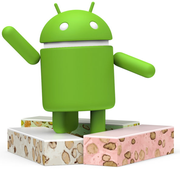 Android-N-statue