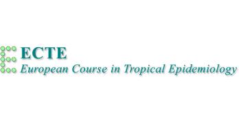 Logotipo do 35 European Course in Tropical Epidemiology - ECTE