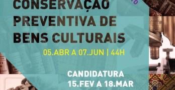 Curso Internacional de Conservação Preventiva de Bens Culturais