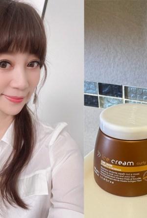 燙髮後居家護理保養『Inebrya 焦糖可可燙後髮浴/髮膜』讓捲度柔軟澎鬆又持久❤️