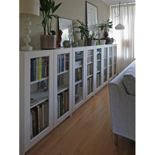 Medium Crop Of Bookcases With Glass Doors