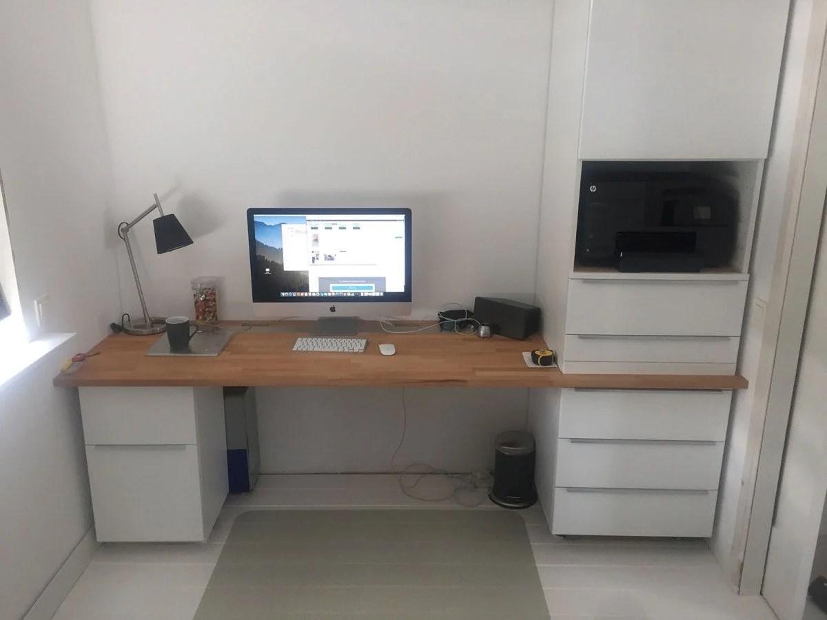 Fullsize Of Ikea Karlby Desk
