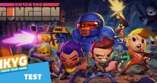 Enter the Gungeon Test-Artikelbild