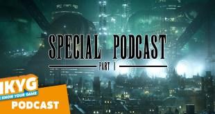 Final Fantasy Special Podcast 1