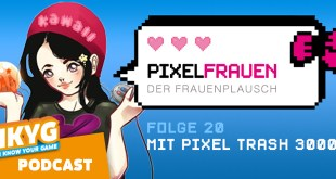 Pixelfrauen 20 Highlight