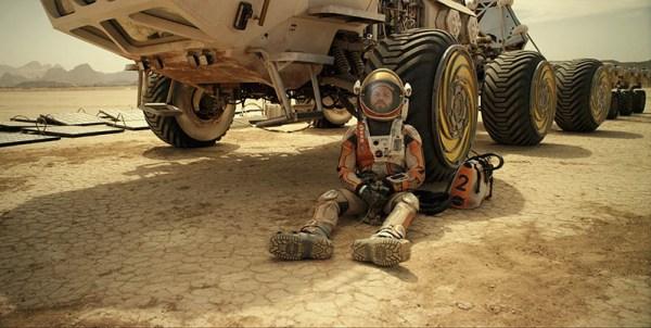 Sinopsis Cerita Film The Martian