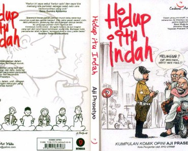Review Buku Komik Hidup Itu Indah Aji Prasetyo