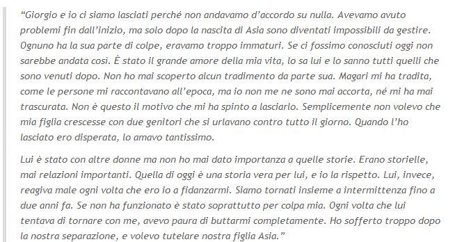 messaggio di Martina Luciani