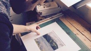 Switzerland Delivery - New Prints