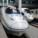 Il treno CRH2C di China Railways