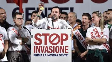 Arriva Salvini e la Prefettura dà i numeri