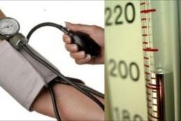 Penyebab Tekanan Darah Tinggi