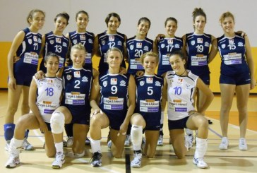 Volley, vola la San Gabriele nei play out di Serie C