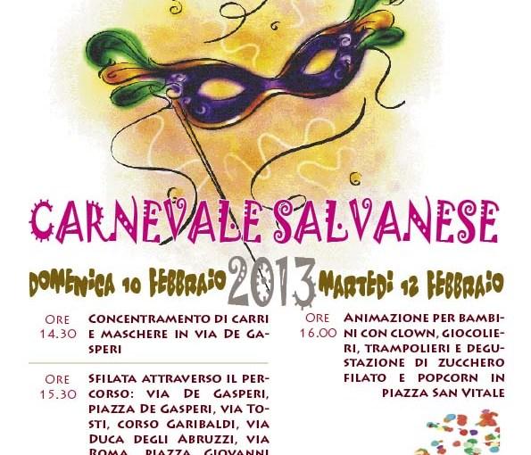 Carnevale San Salvo 2013
