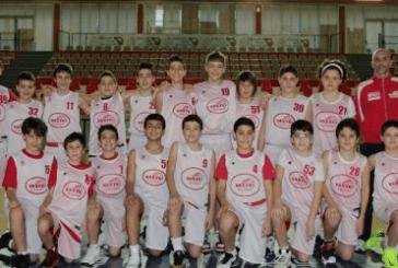 Bcc Vasto Basket, le formazioni Under 13 e 14 in campo per le finali regionali