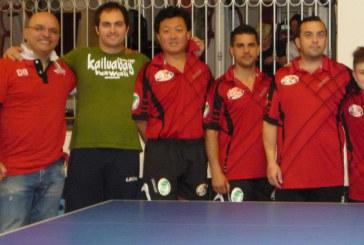 La Tennistavolo di Casalbordino promossa in Serie B