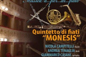 """Al Rossetti """"Musica a…per…di…fiato"""""""