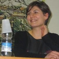 L'artista Francesca Colacioppo
