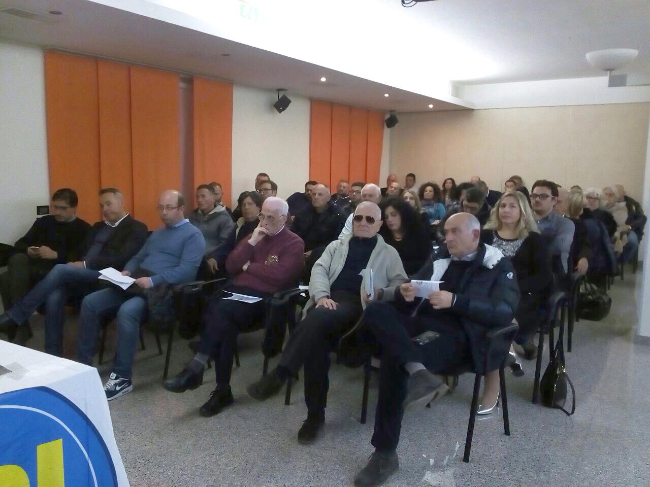 Giuseppe tagliente candidato al parlamento per la lega di for Parlamento on line