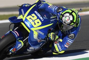 MotoGp Malesia, Andrea Iannone scatterà dalla terza posizione