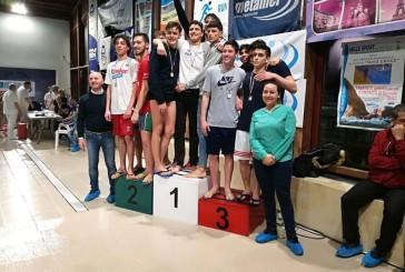 Successo per il XIV Trofeo di nuoto Tano Croce