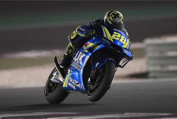 MotoGp Australia, Andrea Iannone partità dalla 4° posizione